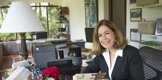A historiadora Mary Del Priore – Divulgação