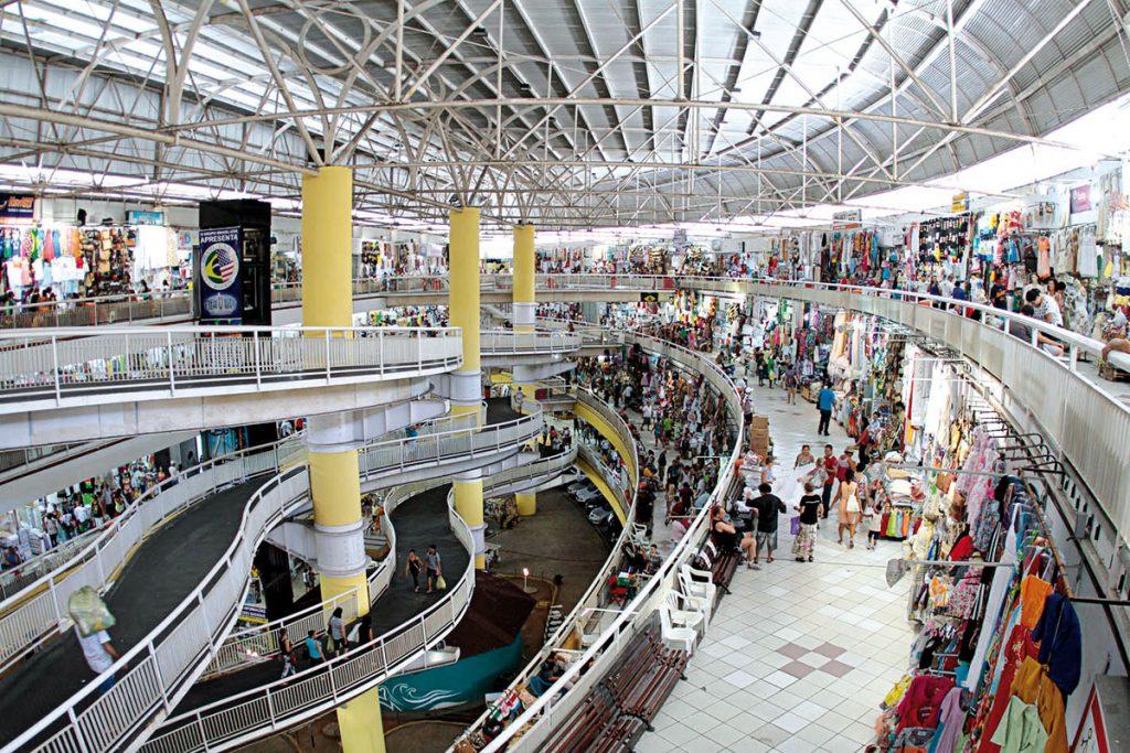 Mercado Central, em Fortaleza