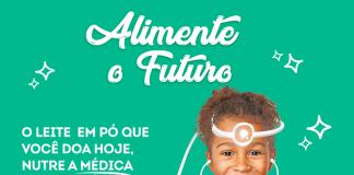 Última semana da campanha Alimente o Futuro no Golden Square Shopping