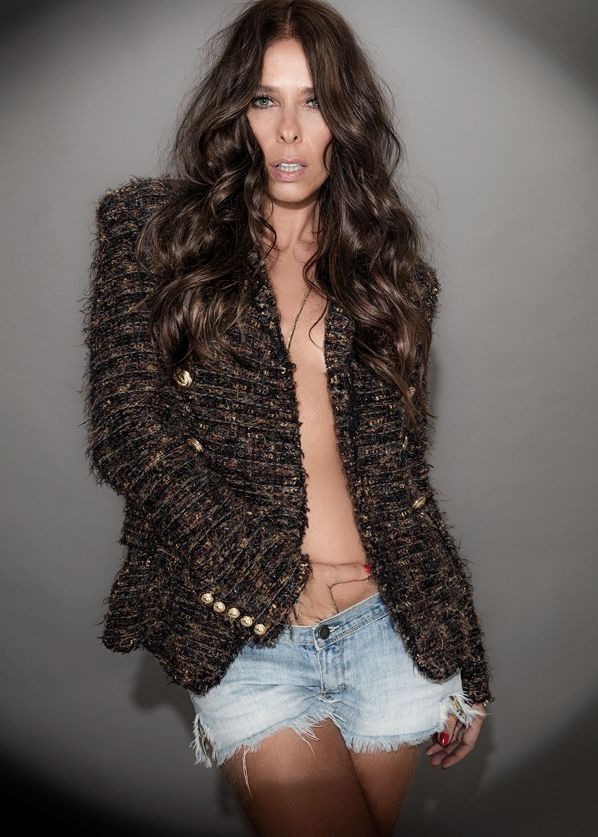 Adriane Galisteu Nude Photos 50