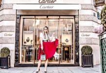 Paris Fashion Week - Cartier