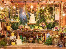 """12º edição do """"Workshop dos Sonhos"""", maior evento de noivas do Grande ABC, que ocorre anualmente, na famosa Chácara & Buffet Recanto dos Sonhos"""