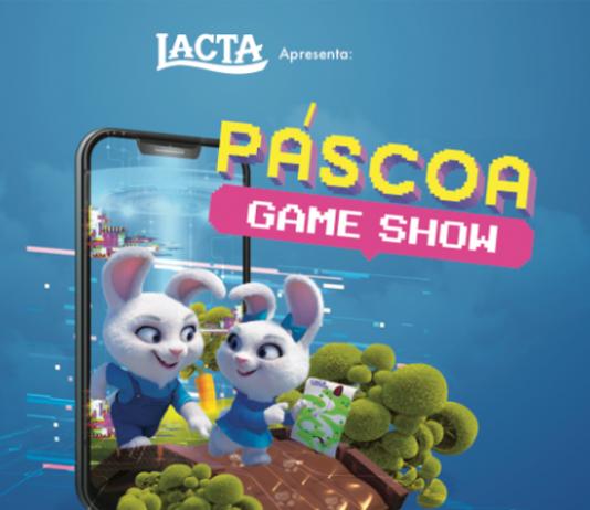 Páscoa Game Show Banner