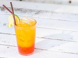 Tequila Sunrise - Dia do Coquetel